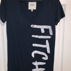 Abercrombie & Fitch Deep V-Neck